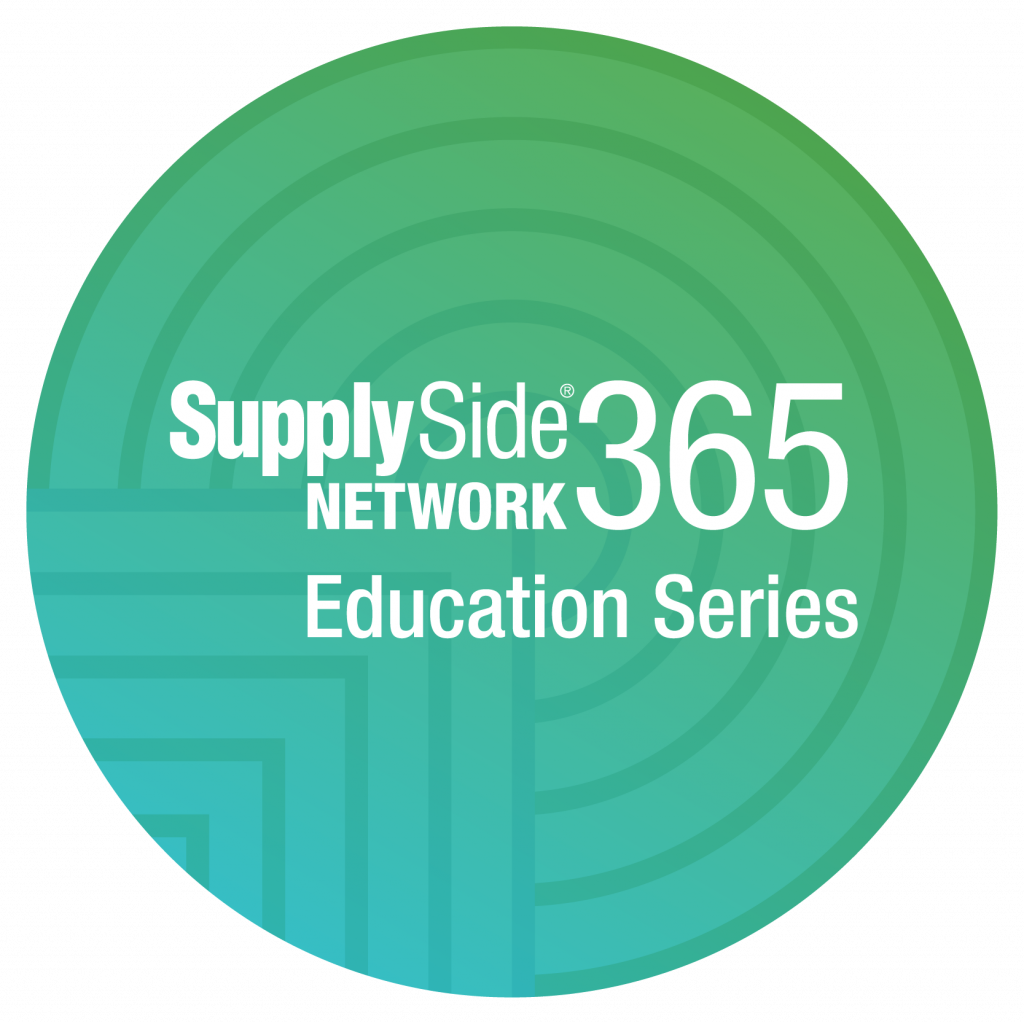 SupplySide Network 365 Education Series